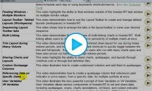 Video: Importing tickdata com Data | Linn Software
