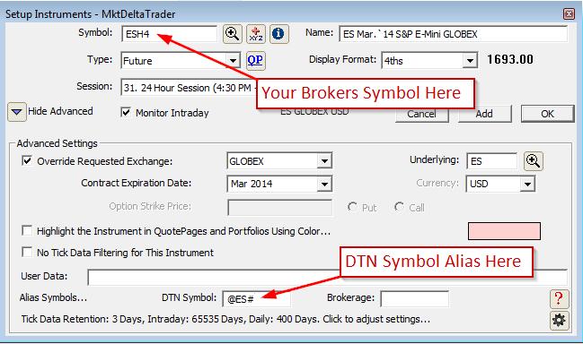 Symbol Guide Linn Software